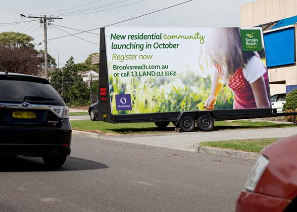 relocatable billboards australia